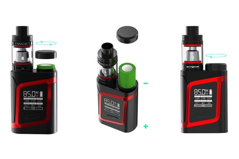 SMOK AL85 Kit Preview - Vaping360