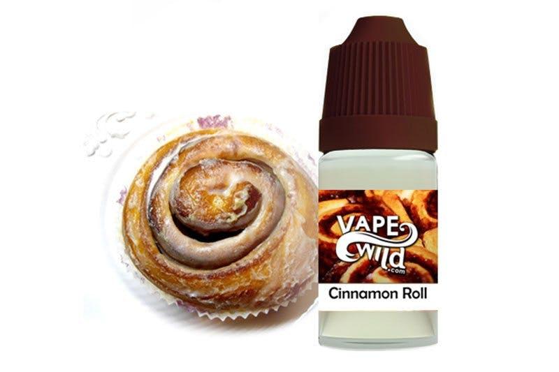 cinnamon-roll e-liquid