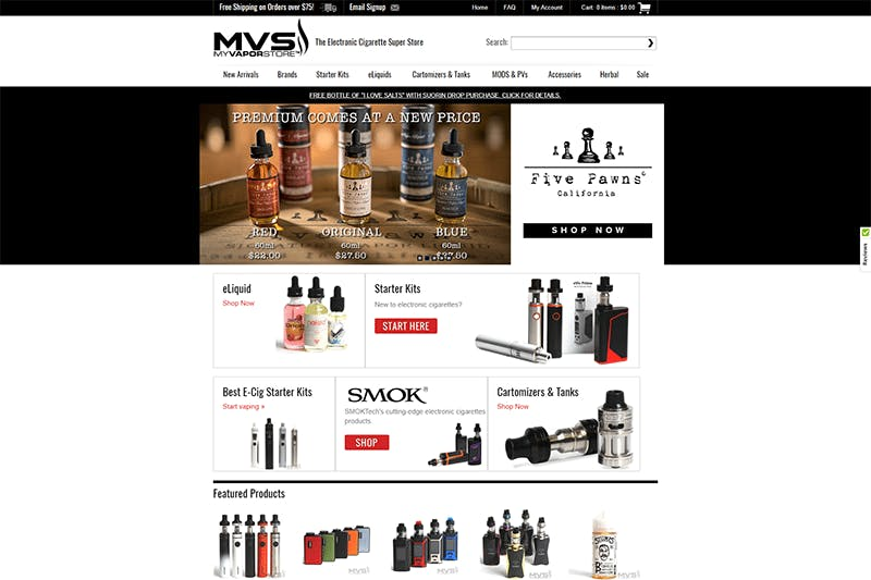 Best Online Vape Shops Stores 2019 May