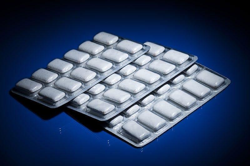 nicotine-gums
