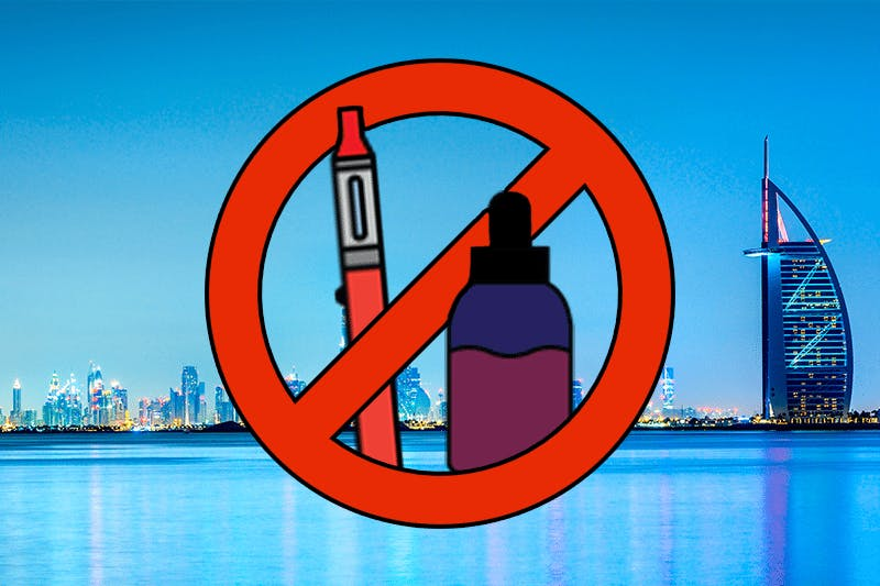 You Won't Believe the Punishment for Selling Vapes in Dubai - Vaping360