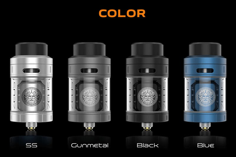 GeekVape-Zeus-RTA-colors