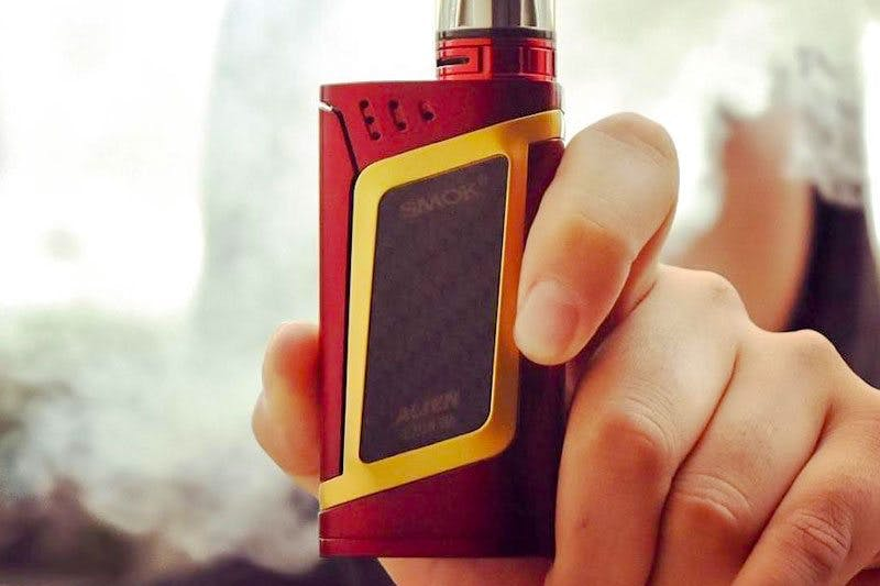 SMOK Alien 220W Review With Update Guide - Vaping360