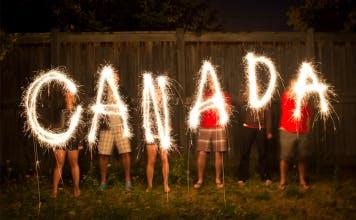 Canada-starlights