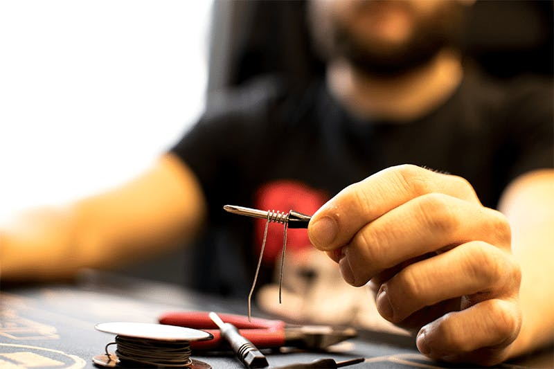 Coil Building Guide: How to Wrap Vape Coils