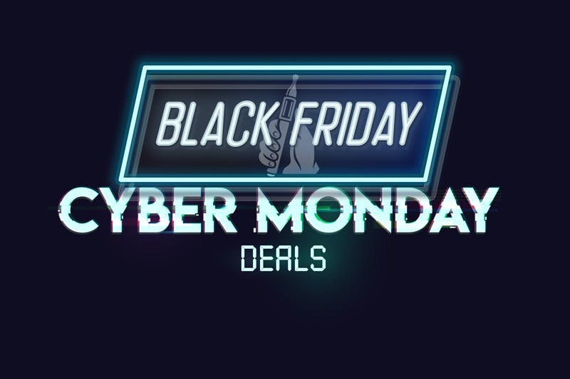 Best Black Friday and Cyber Monday Vape Deals 2018