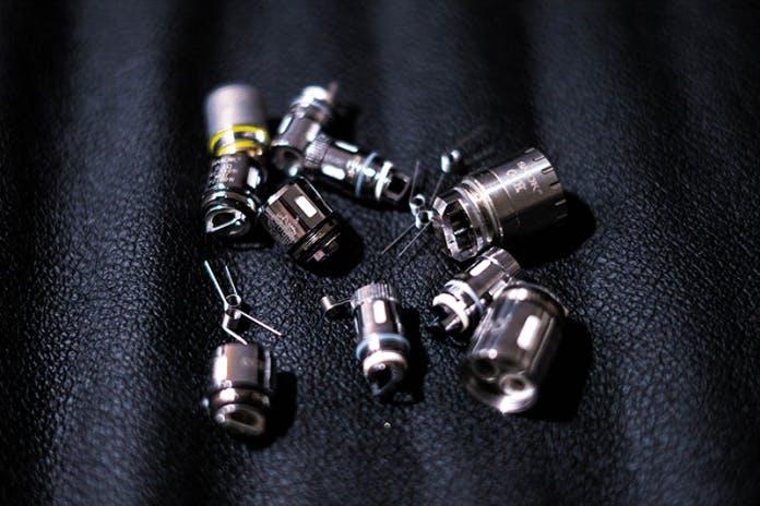 vape coils and atomizers