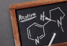 nicotine the helpful drug