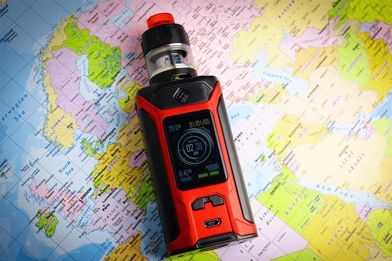 Wismec Ravage 230 Review: Test Results Are In - Vaping360