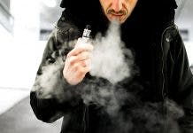 Vaping man- is vaping safe
