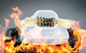 burnt coil