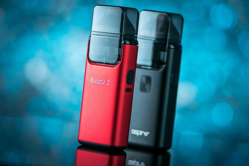 Aspire Breeze 2 Review: The Coolest Breeze - Vaping360