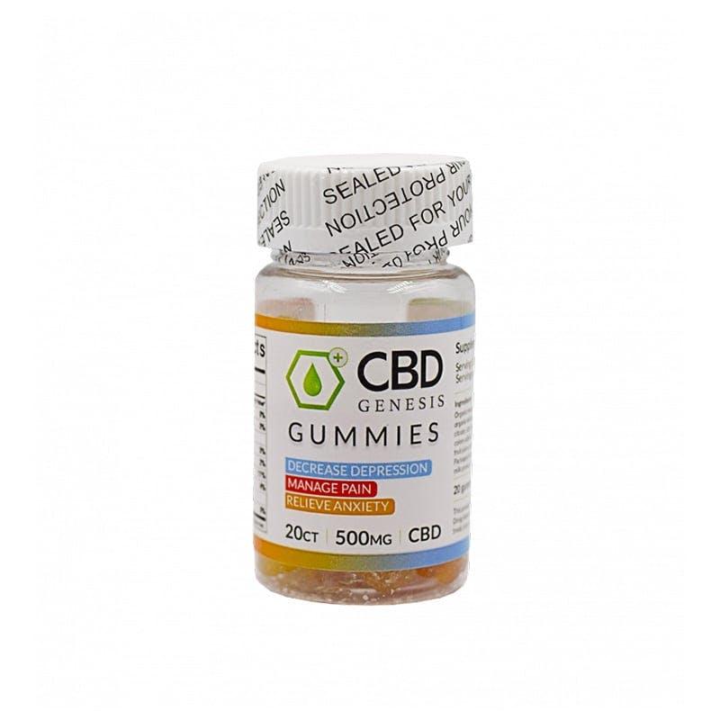 Genesis-gummies