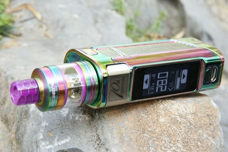 Joyetech Espion Solo Review: 80 Watts with a Touchscreen - Vaping360