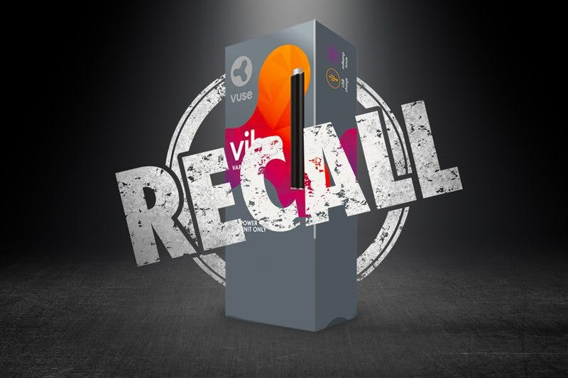 Vuse Vibe Recall Possible Fire Risk Vaping360