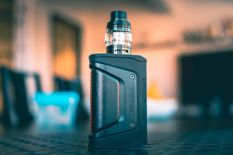 Geekvape Aegis Legend Review: Test Results Are In - Vaping360