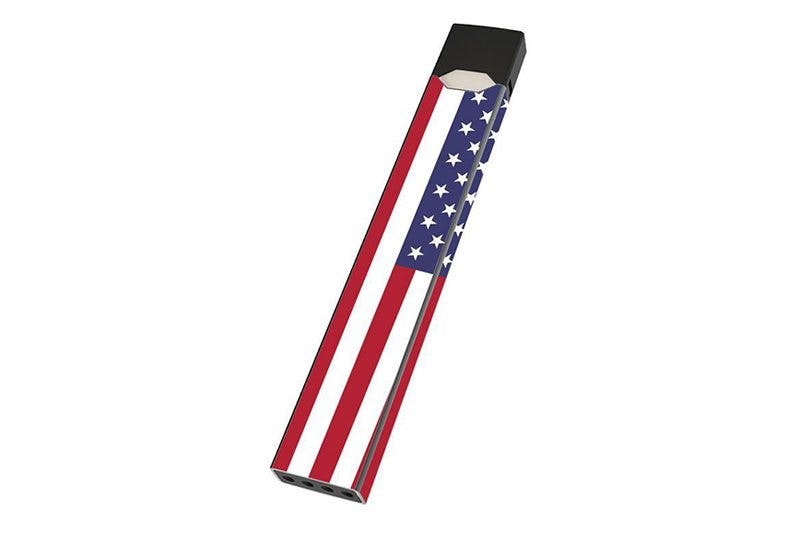 juul-usa-flag