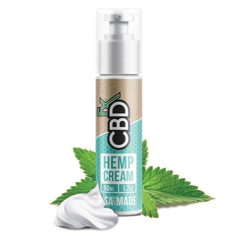 CBDfx-hemp-cream