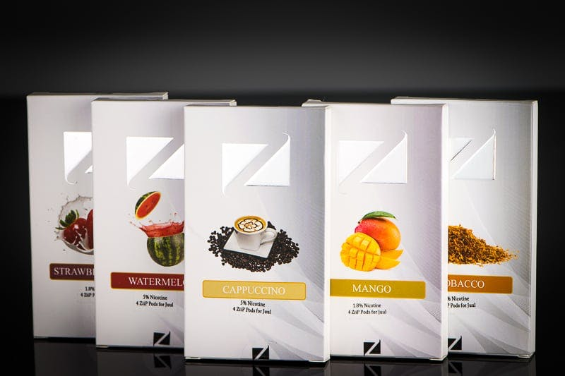 Ziip Pods Review: Now in New Flavors & Nic Strengths - Vaping360