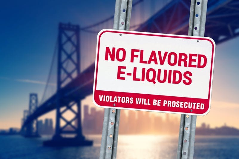 San Francisco Flavor Ban Will Be the First of Many - Vaping360