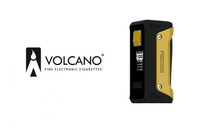 volcano-[geekvape-aegis-100W]