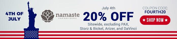 4th july namaste deals