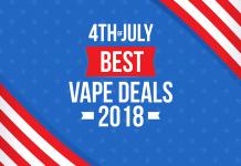 best 4th of july vape deals 2018