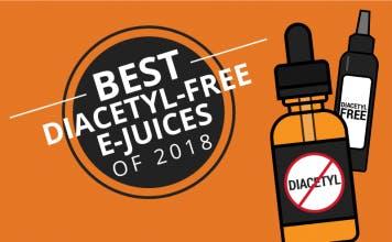 Best diacetyl-free e-juices