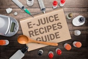 E-Juice Recipes