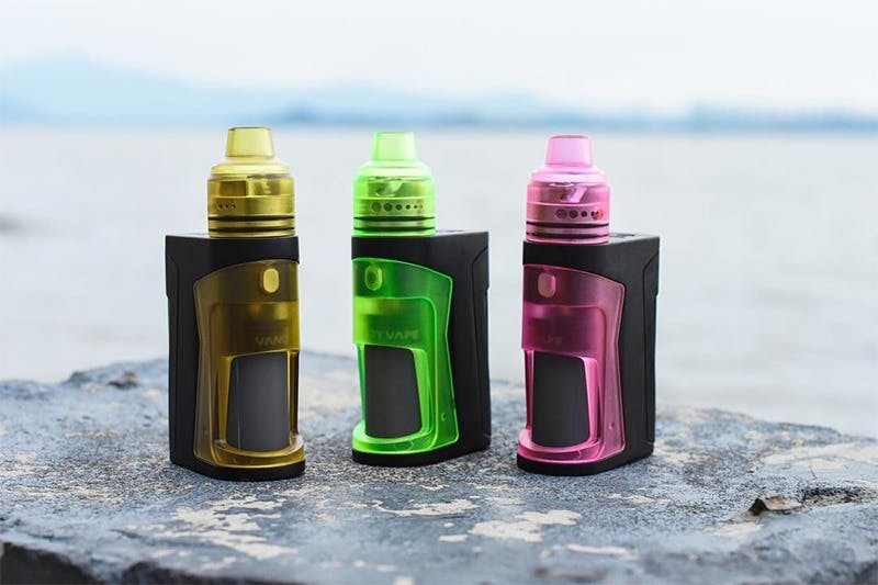 Vandy Vape Simple EX Kit Review: A Tiny Squonk Kit For Nic