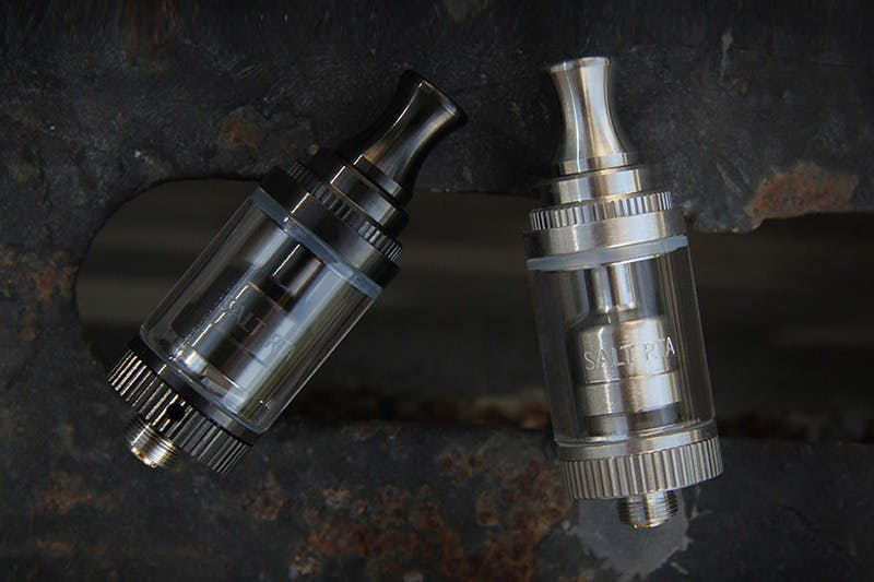 CoilART-salt-build-quality