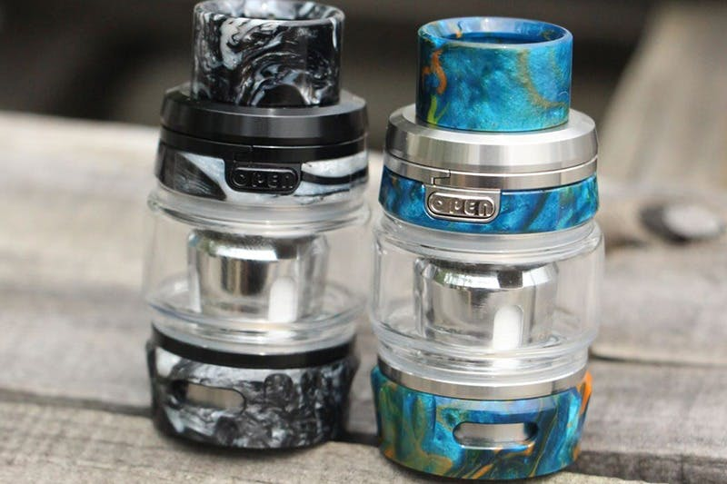Geekvape Alpha Tank Review: Mesh Coils and Convenient Top