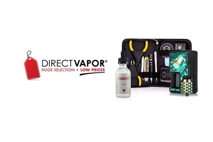 Direct Vapor Deal Squonk Bundle