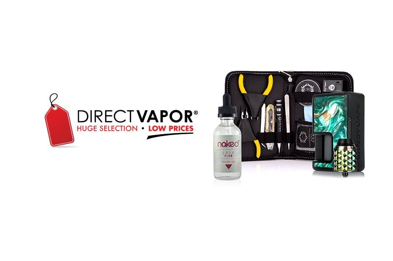 Vaping360 Squonk Bundle: Save 20% at Direct Vapor