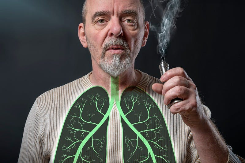 Can Vaping Help Reverse COPD Harm? - Vaping360