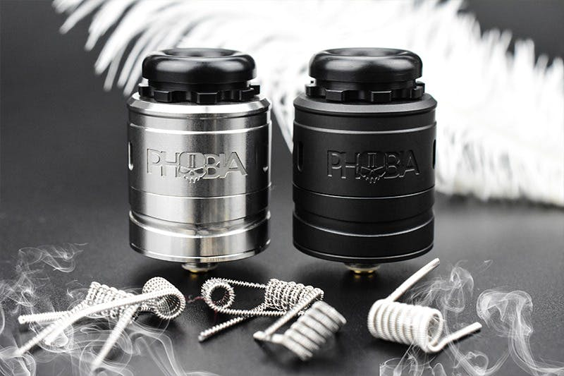 Vandy Vape Phobia V2 RDA Review   Features & First Impressions