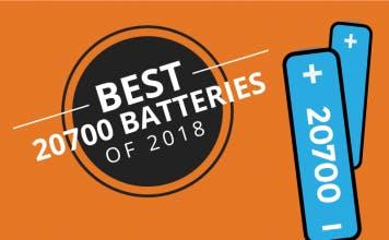 Best 20700 batteries