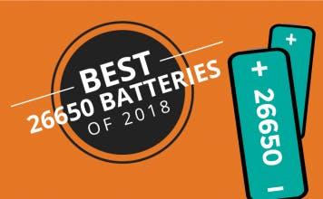 Best 26650 batteries