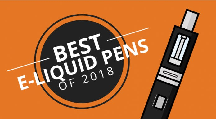 Best E-liquid Pens thumbnail