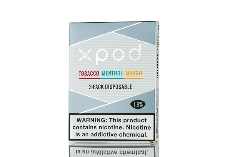 X Pod from Epuffer