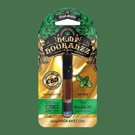 Hemp HookahZZ Cartridge