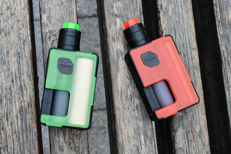 Vandy Vape Pulse X BF Kit Review: A New Pulse RDA on an