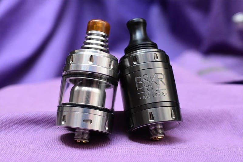 Vandy Vape Berserker V1 5 MTL RTA Review: Strictly for MTL