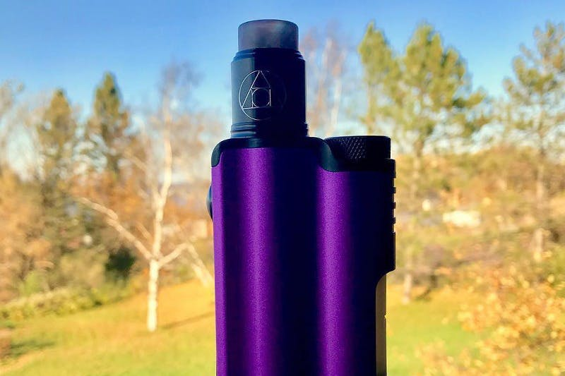 Dovpo & TVC Topside Squonk Mod | Key Features and First Impressions