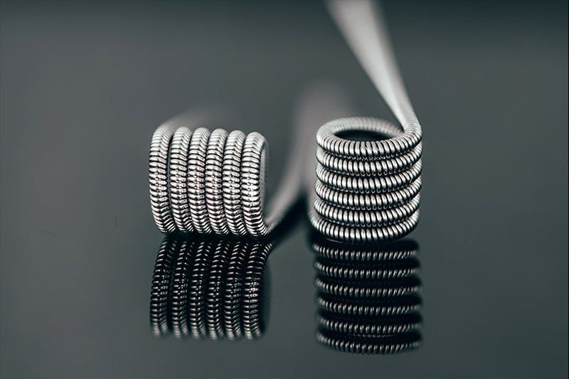 What are Clapton Coils, Fused Claptons, Alien Coils & More