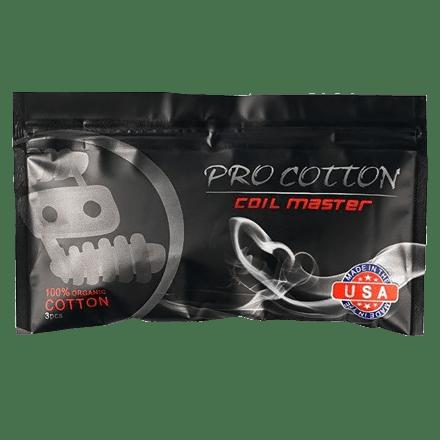 Coil Master Pro Cotton