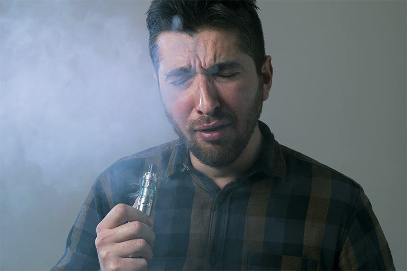 Vape Tastes Burnt? How to Fix It