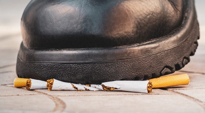 Cigarette Smoking Is at Its Lowest Rate Ever