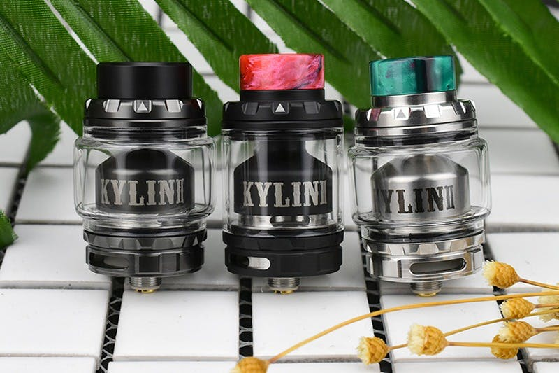 Vandy Vape Kylin RTA V2 Review | Postless Deck Made Easy