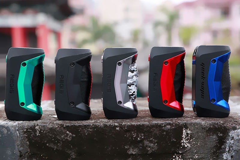 Geekvape Aegis Mini Review